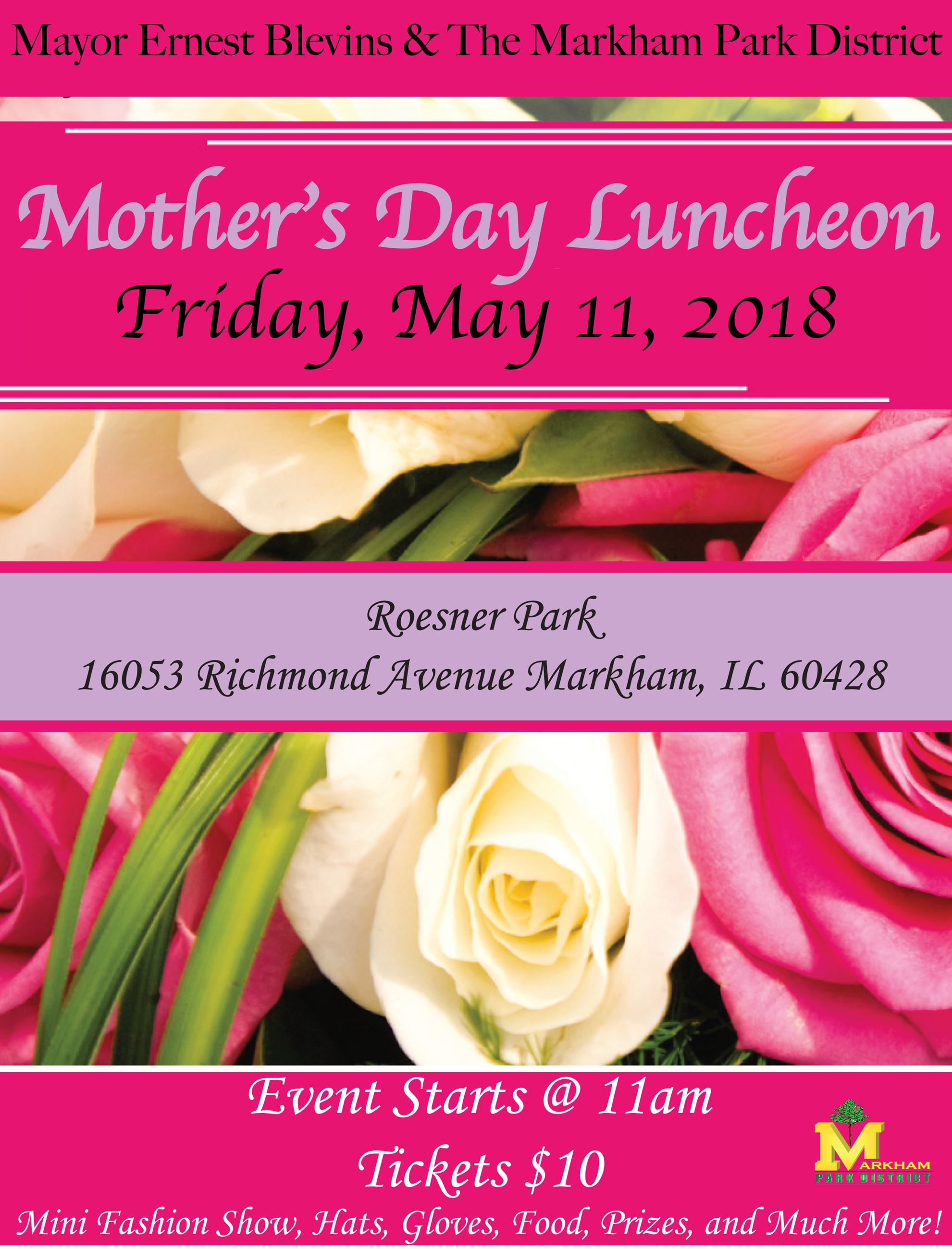 Mothers Day Luncheon 2018