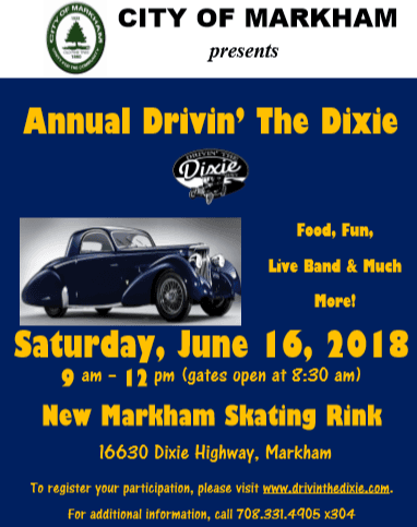Drivin&#39 the Dixie 2018