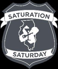 saturation saturday badge