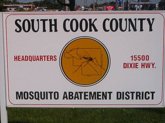 South Cook County Mosquito Abatement District Logo