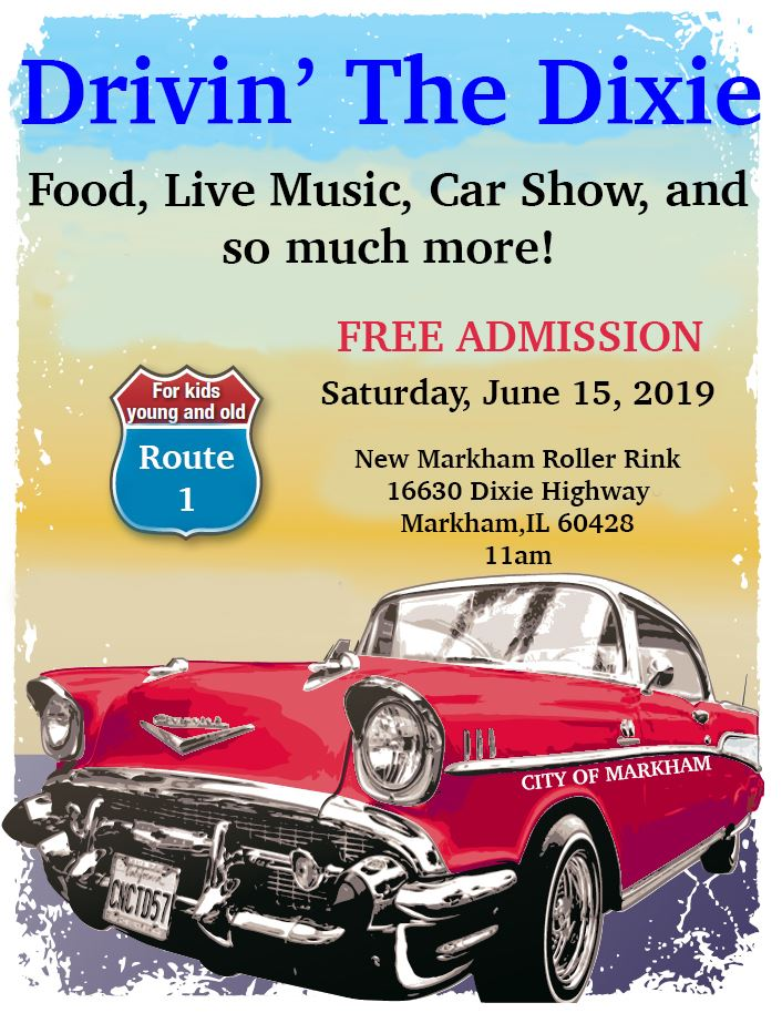 DRIVIN THE DIXIE 2019 FLYER